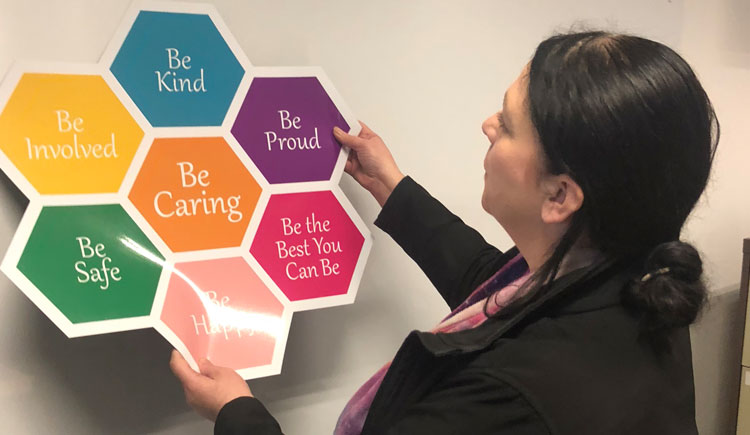 Family owned Wakefield hardware firm SelectEquip supports Be Caring with CSR